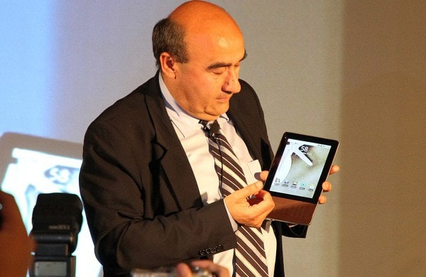 Acer Tablet Launch