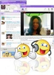 Yahoo videochat