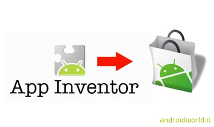 Da App Inventor a Market