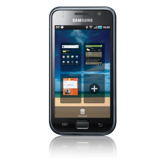 Froyo su Galaxy S