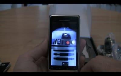 Unboxing Motorola R2-D2