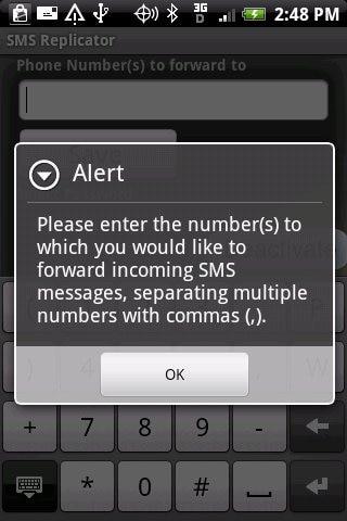secret-sms-replicator