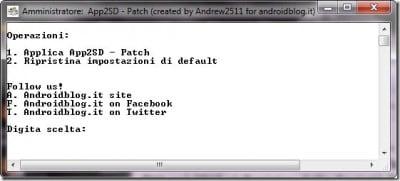 App2SD Dialog