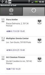 Movie Finder - Orario spettacoli