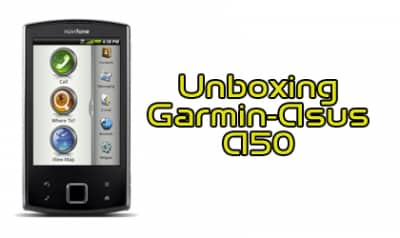 Unboxing nuvifone A50