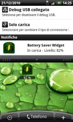 Battery Saver Widget - screen