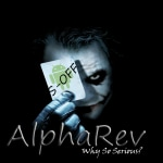 alpharev logo 150x150 Installare Clockworkmod Recovery su dispositivi HTC sbloccati con AlphaRev X