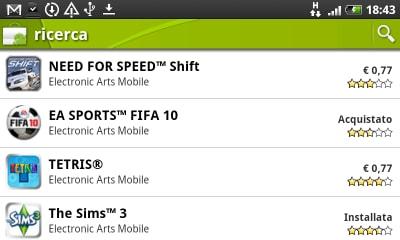 Giochi EA a sconto