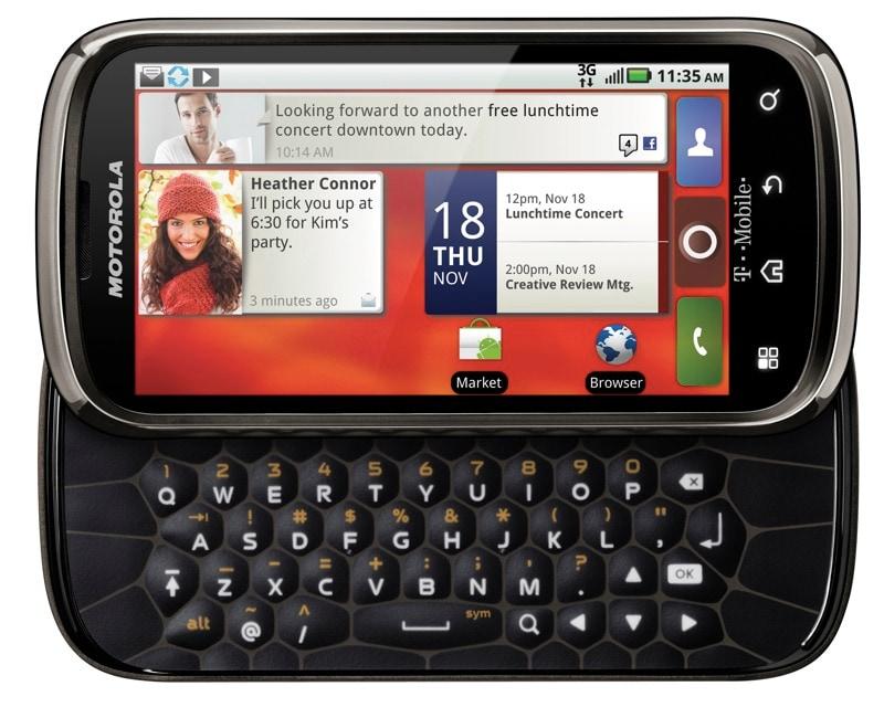 Motorola DEXT/Cliq 2