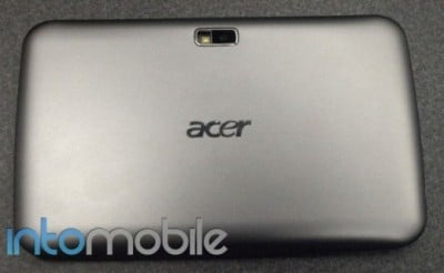 Acer tablet 7-inch retro