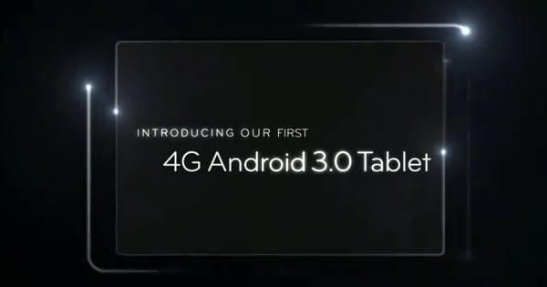 G-Slate al CES 2011: il risultato dell' alleanza tra LG e T-Mobile