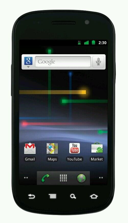 Google Nexus S in Italia costerà 549 euro e arriverà a Febbraio!