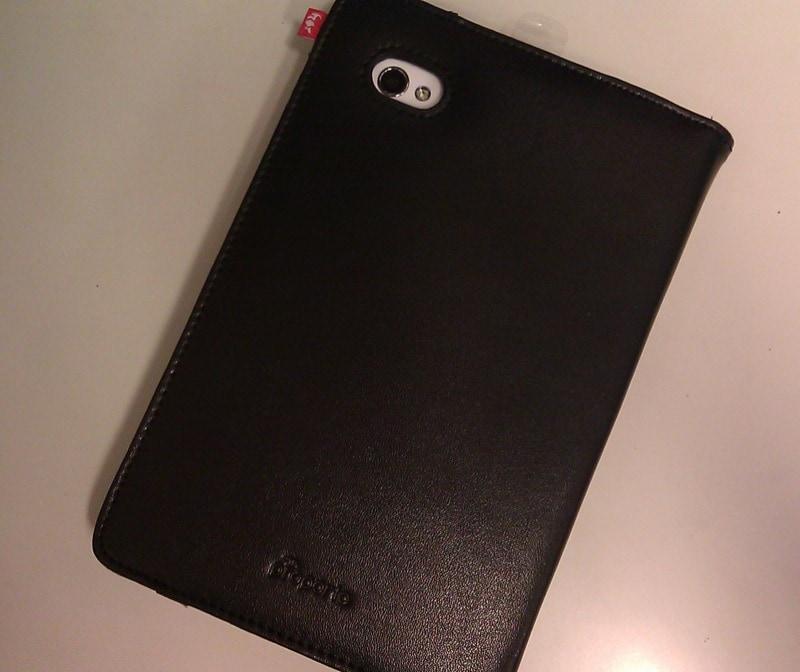 Custodia in pelle per Samsung Galaxy Tab