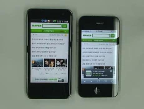 LG-Optimus-2X-vs-iPhone4-browser-test