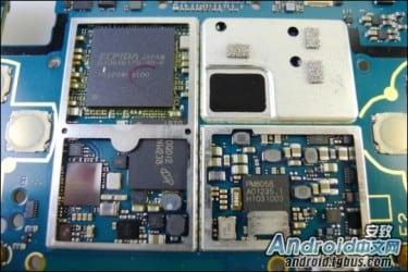 Playstation Phone disassemblato - 2