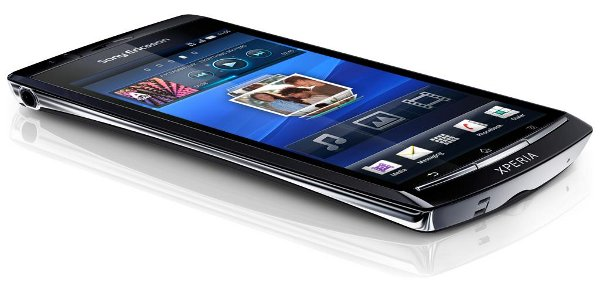 Sony Ericsson Xperia Arc: anteprima video