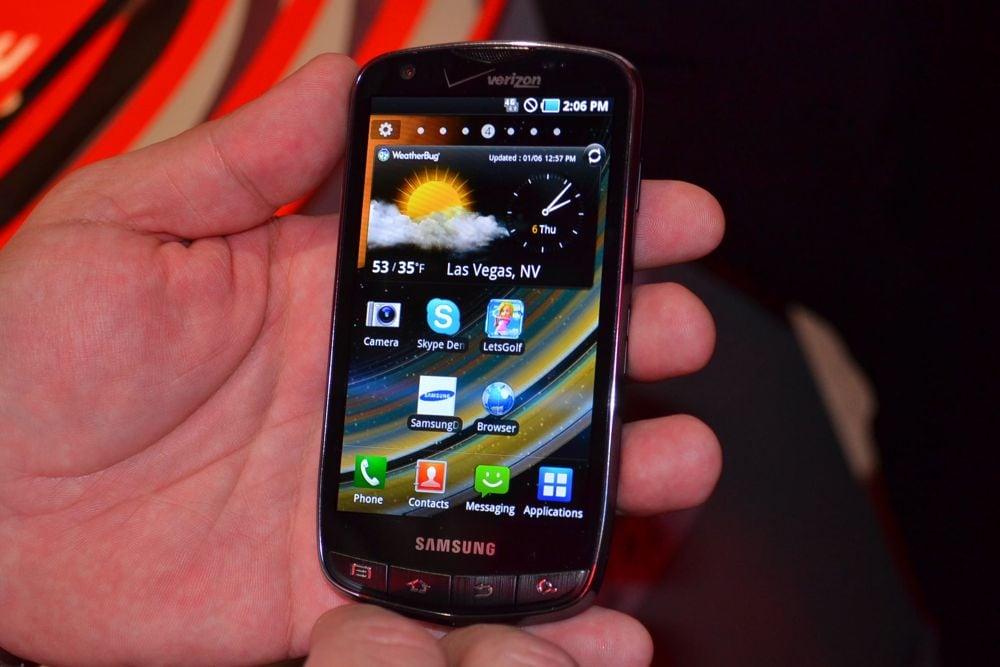 Super AMOLED Plus il nuovo display di Samsung