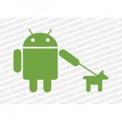 Educare cane con Android
