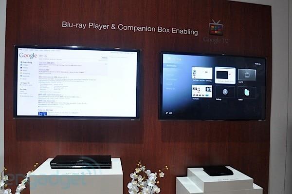 samsung blu-ray box google tv