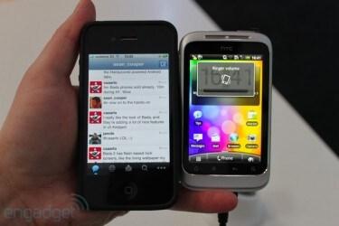 HTC Wildfire S - 15