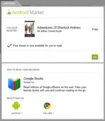 compra ebook google android