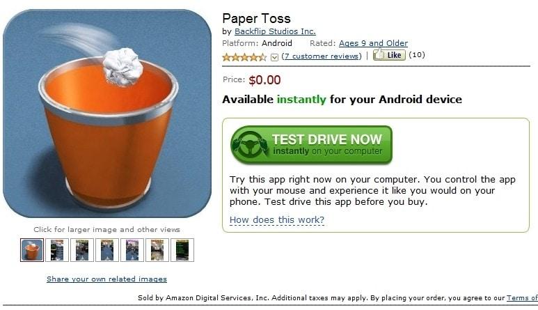 Amazon AppStore 01