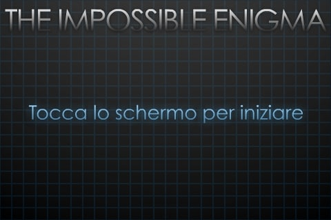 Impossible enigma