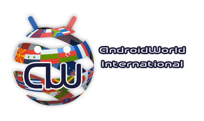 AndroidWorld presenta la sezione International!