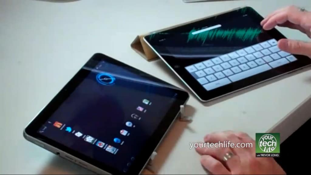 samsung galaxy tab 10.1 vs iPad2