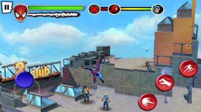 conclusione recensione spiderman per android