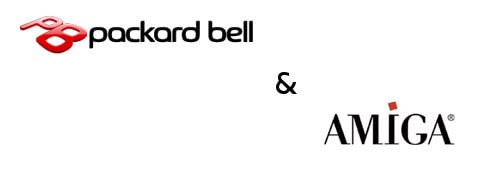 packard bell & amiga
