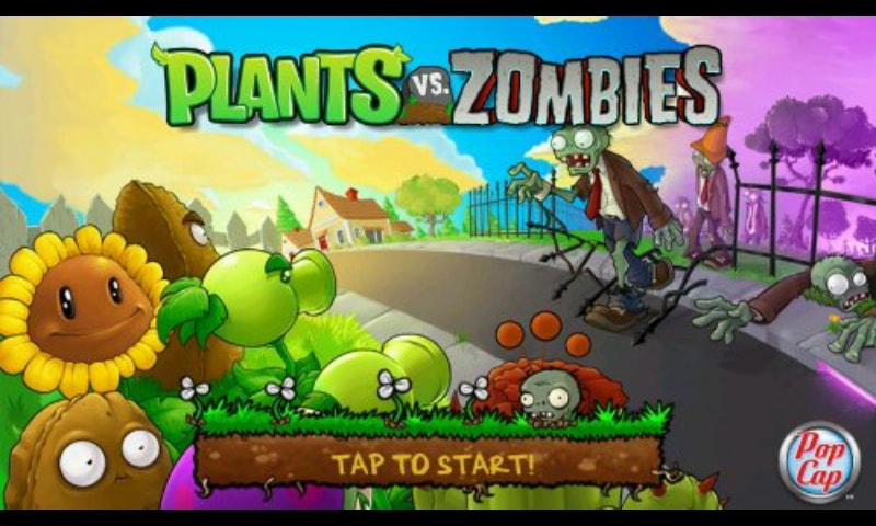 Plants Vs Zombies 9