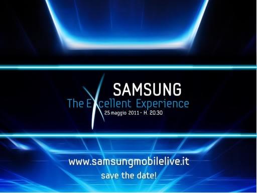 Samsung live streaming