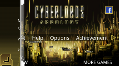 Cyberlords Home