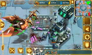 Starfront Collision HD - Recensione Android World