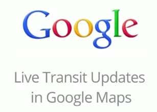 google live transit