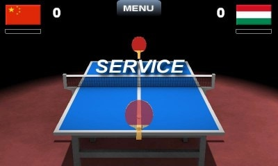Table Tennis per Android recensione