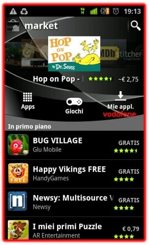 vodafone-android-market