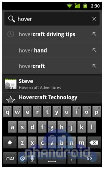 new-android-search