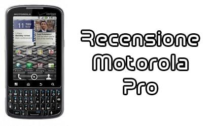 recensione_motorola_pro