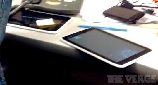 Motorola tablet 7''