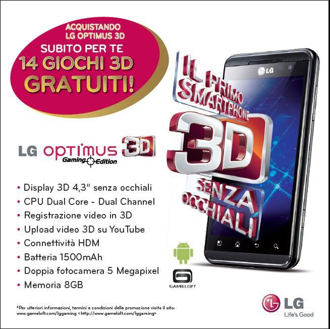 optimus 3d gameloft