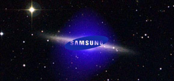 Galassia Samsung