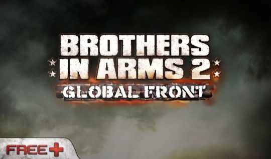 Gameloft: Brothers in Arms 2 Free+