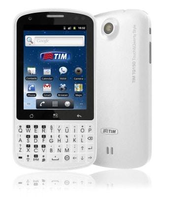 Tim tq 150 sul mercato il cellulare con internet in for Cellulari 150 euro