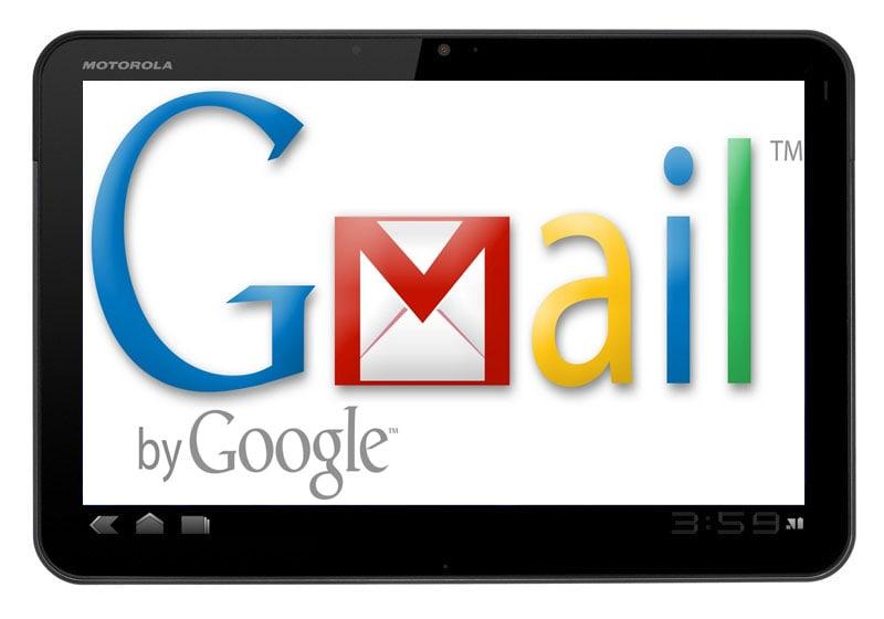 Motorola-Xoom-Gmail