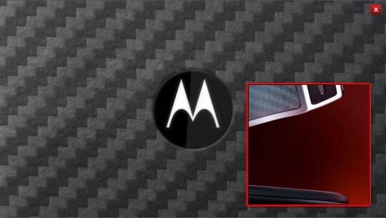 Motorola Droid RAZR in Kevlar