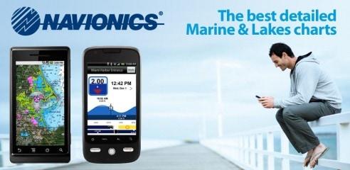 Navionics e Android