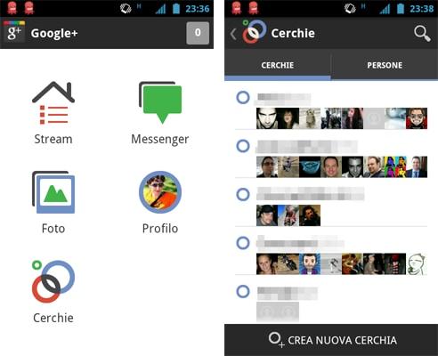 Google+ 2.1