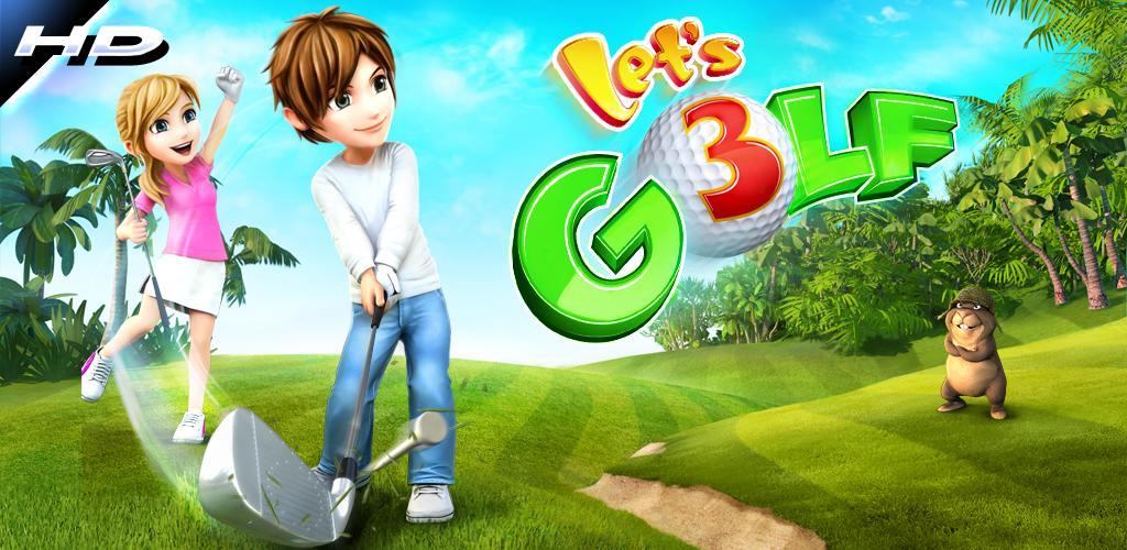 lets golf 3 hd